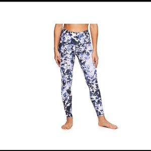 GAIAM High Waisted Leggings - size small